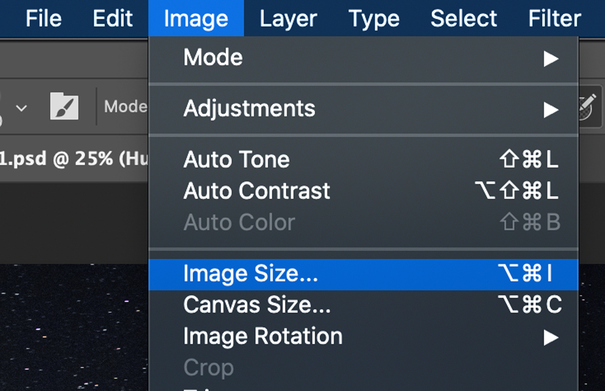 Preparing your image size for perfect photography prints